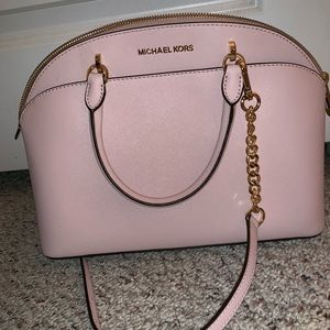 Pink Michael kors purse